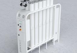 Oksygengenerator kan redusere kostnader med 40-80 %