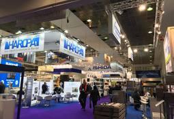 Tar pulsen på Seafood Expo i Brussel