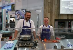 Se bilder fra Seafood Expo