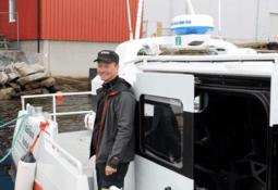 Folla Maritime overleverte nybygg til Midt Norsk Havbruk