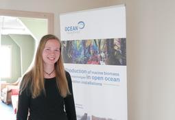 Norske Nicoline er på Færøyene for å gjøre tareoppdrett lønnsomt