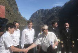 Har ansatt 130 sjøfolk - 110 er norske