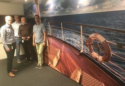 Teknotherm vant kontrakt for fire kystruteskip for Havila