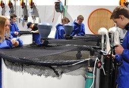 Åpning av Norges mest moderne opplæringssenter for havbruk