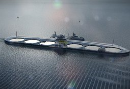 Second chance for floating enclosed salmon farm plan