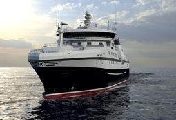 - Trolig verdens mest avanserte fiskebåt