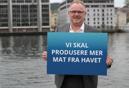 - Norge er klare til å ledertrøyen på