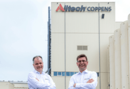 Alltech's aquafeed 'cornerstone' Coppens International re-named