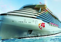 ABB elektrifiserer Virgin-  cruiseskip