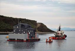 Sitecna implementa nuevo sistema de achique automático en pontones