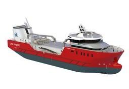 PG Flow Solutions leverer sirkulasjonssystem til LNG-brønnbåt