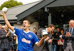 Scottish Sea Farms makes its name in shinty