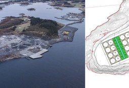 Green light for Europe's biggest on-land salmon farm