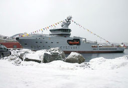 Kystvakten overtar slepebredskapen og utvider flåten