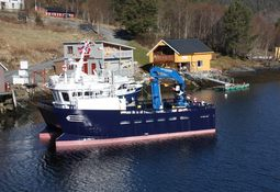 Lerøy Aurora tar nye steg