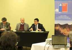 Seminario analizó cambio climático en pesca y acuicultura