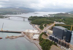 Scotland's first salmon farming visitor centre planned for Skye