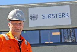 Bergen Group Sjøsterk AS tildelt kontrakt på produksjon av betonglekter