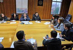 Comité interinstitucional analiza medidas de fiscalización y sanción por escape de salmones