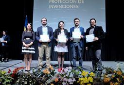 """Investigadores del Incar reciben premio """"Ciencia con Impacto"""""""