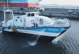 Windpartner leverer første fartøy