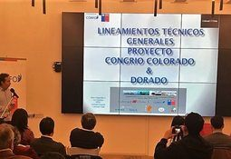 Colorado Chile expone hitos cumplidos en Summit Acuícola 2018