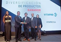 Vitapro recibe reconocimiento por parte de la Asociación de Exportadores de Perú