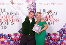 MDive makes big splash at Family Business Awards