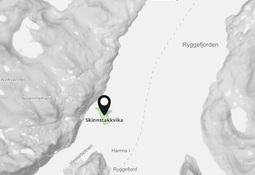 Brann forårsaket rømming på Cermaq-lokalitet