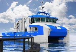 Frøy Vest Rederi kontraherer 20 meter servicebåt