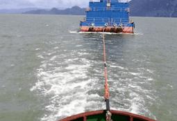 CUT Llanquihue acusa vulneración de normativa de trabajo en remolque del Seikongen
