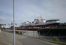 Shearwater øker til 14 skip