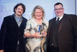 Two salmon farmers in food excellence finals
