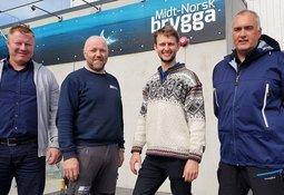 Oppgraderer alle Midt-Norsk Ringer
