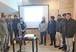 Chiloé: Capacitan a funcionarios municipales en plataforma de monitoreo FAN