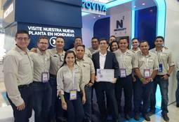 Vitapro y Nicovita participan en Simposio Centroamericano de Acuicultura