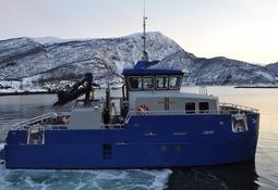 Grovfjord Mek skal levere borekatamaran