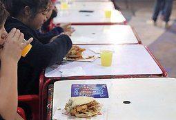 Dietas escolares contarán con más productos del mar