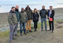 Fundación Chile: Embajador de Sudáfrica visitó Quillaipe