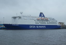DFDS Newcastle-ferger modne for utskiftning
