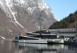 «Future of The Fjords» er Ship of the Year
