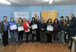 Ventisqueros anuncia ganadores en Segunda versión de Fondos Concursables