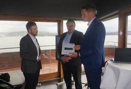 Kartlegger digitalkompetansen hos sjøfolk