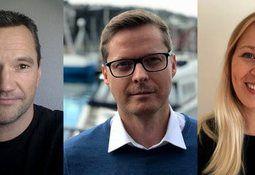 Sjømatrådet har ansatt tre nye medarbeidere