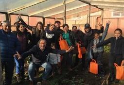 Ventisqueros suma nueva escuela rural a su programa social