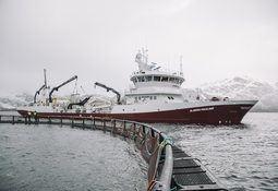 Nordlaks selger brønnbåten «Bjørg Pauline» til Intership