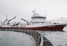 Wellboat operator adds sixth vessel to fleet