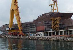 Verdens største brønnbåt er i rute