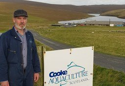 Management milestone for Cooke employee