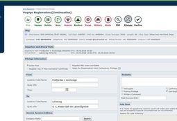 Ny versjon av meldingstjenesten SafeSeaNet Norway